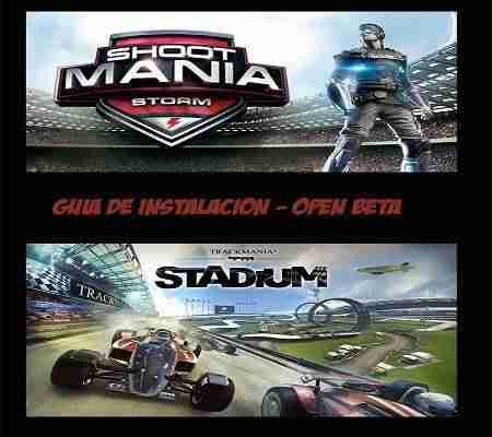 Descargar ShootMania Storm & TrackMania 2 Stadium [MULTI20][BETA ONLINE] por Torrent